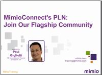 MimioConnect's PLN: Join Our Flagship Community