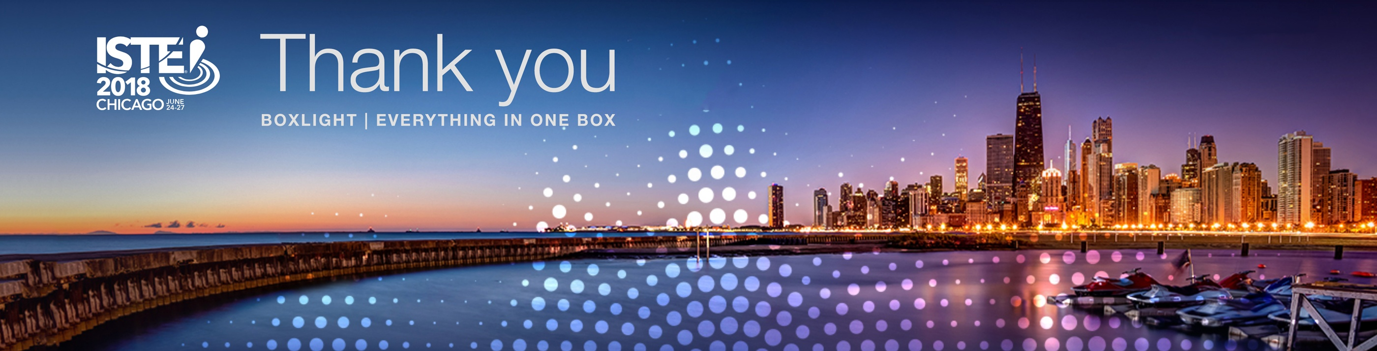 Thank you: Boxlight | Everything in one box