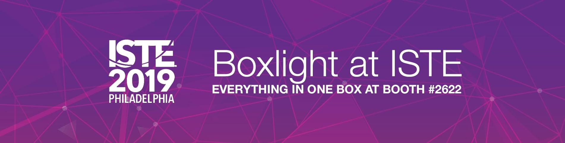 ISTE2019_Boxlight_LP_background