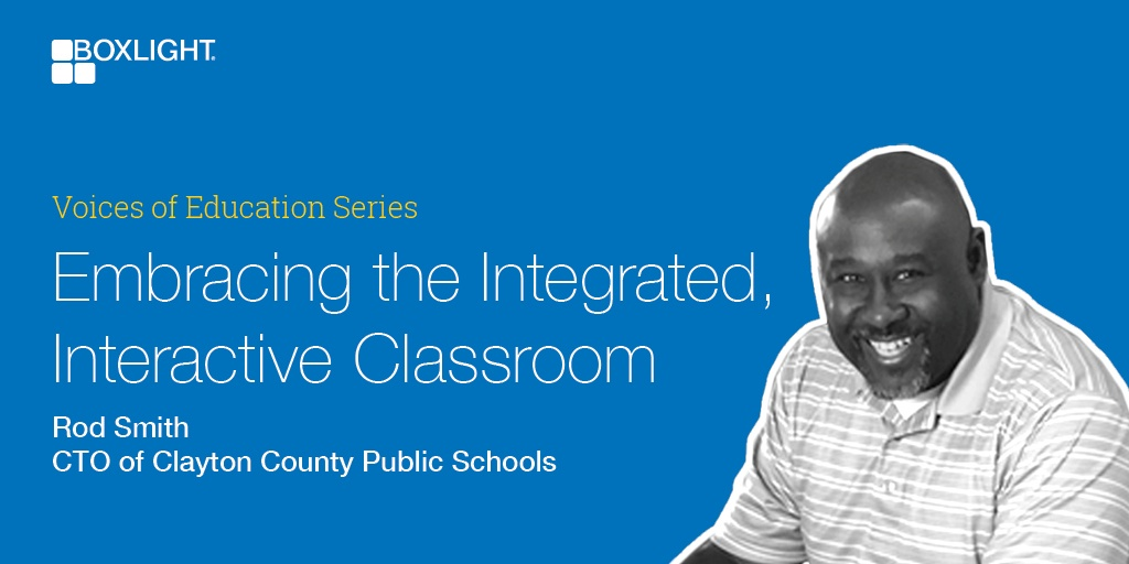 Voices of Education Series - Embracing the Integrated, Interactive Classroom