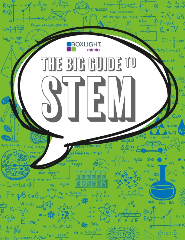 The Big Guide to STEM