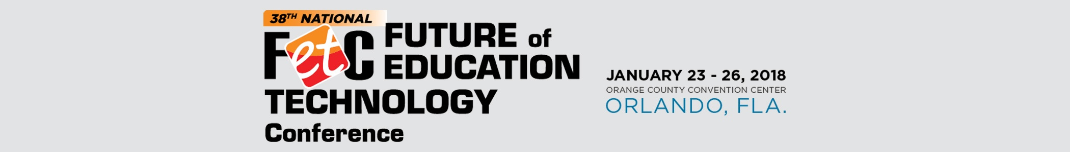 Future of Education Technology Conference 2018