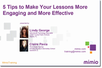 5 Tips to Make Your Lessons More Engaging and More Effective