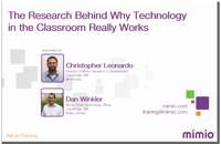 Dan Winkler & Chris Leonardo Presentation